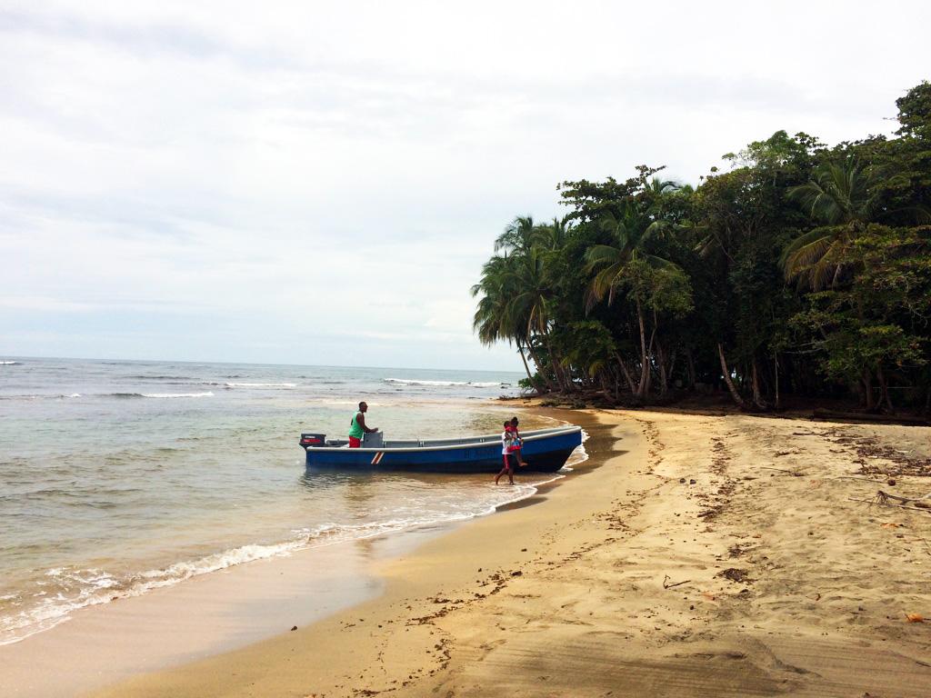 aguisur-caribetours-boot-Gandoca-Manzanillo-Schutzgebiet